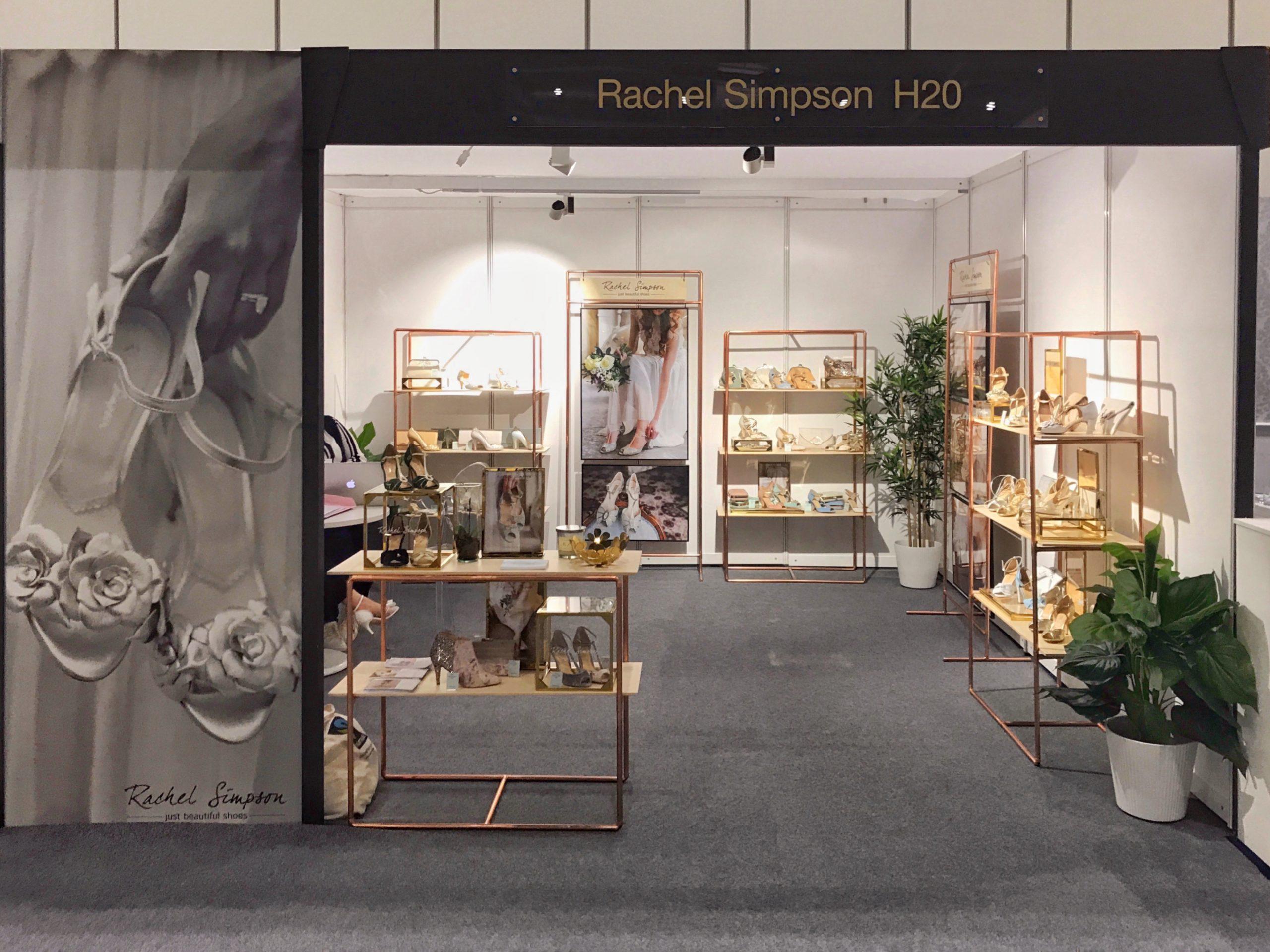 Rachel Simpson fair stand
