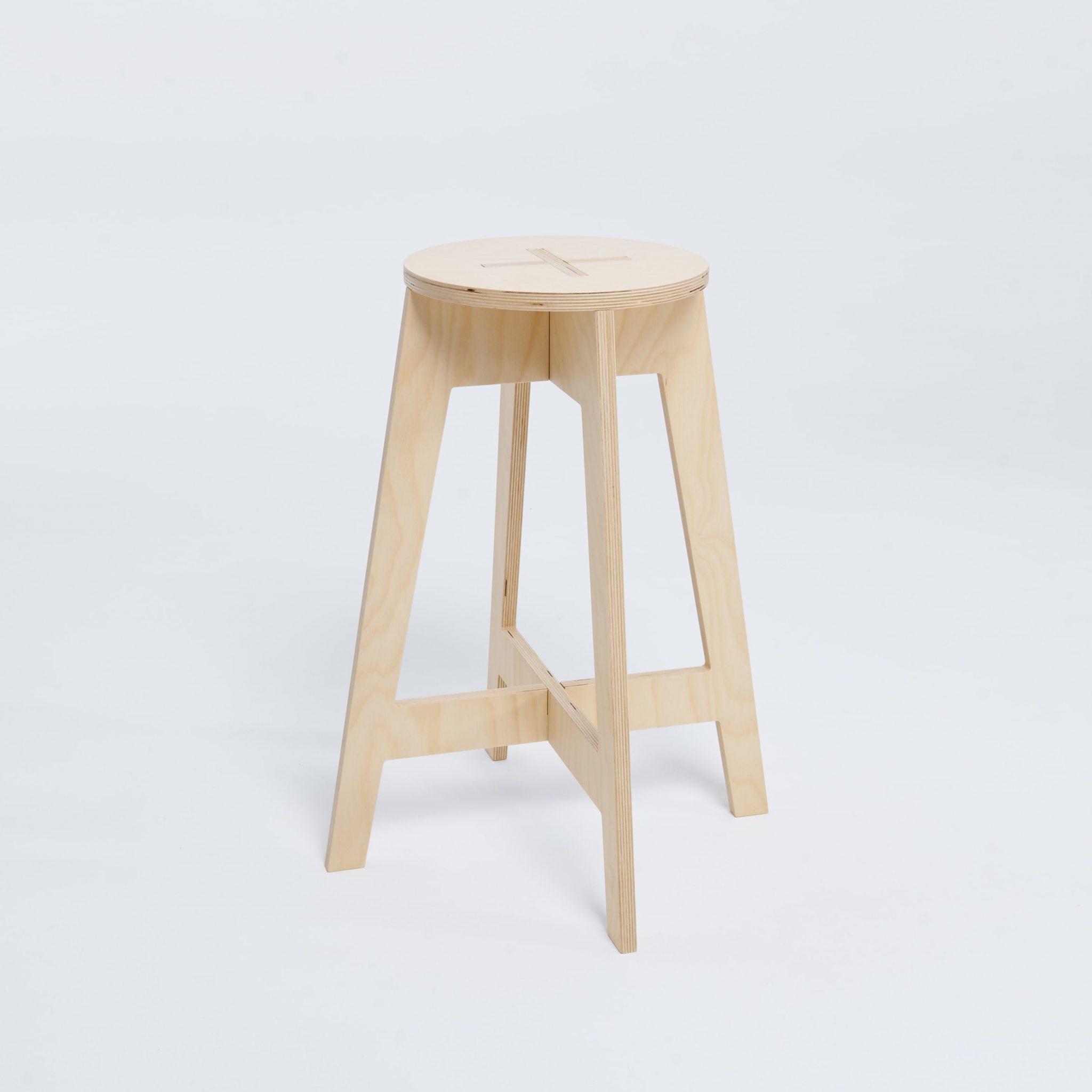 Hoker, stołek barowy