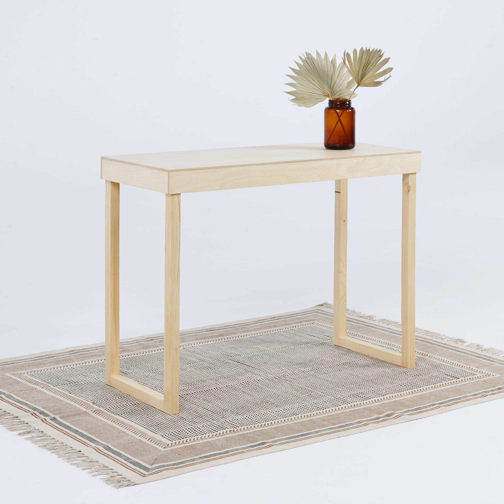 Stół przenośny na targi